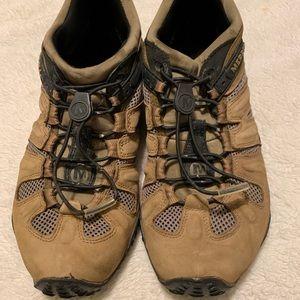 Men's Merrell Stretch Kangaroo Hiking Shoes 9.5